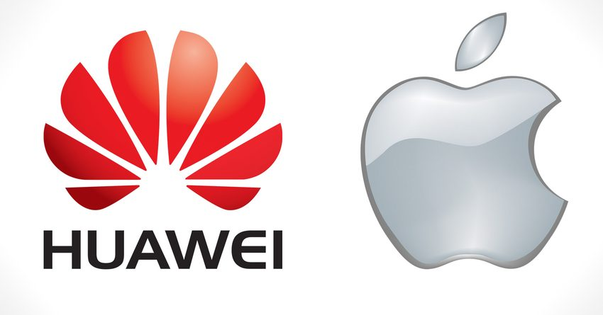 Huawei готова поставлять Apple чипы для 5G