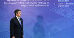 О чем еще говорил Сооронбай Жээнбеков на саммите ШОС