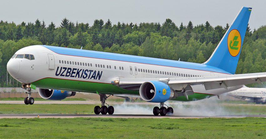 Кыргызстан возобновляет авиасообщение с Узбекистаном