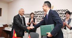 Китайскую провинцию Гуандун интересуют энергосектор, текстиль и продукты из Кыргызстана