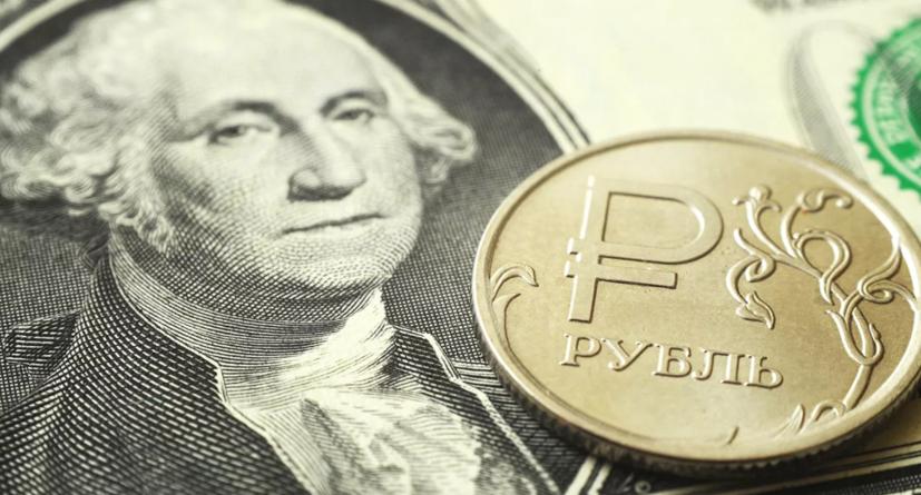 Рубль к сому упал, доллар укрепился — Нацбанк