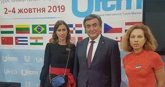 Кыргызстан примет участие в туристической выставке на Украине