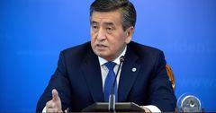 Президент КР: Будут приняты все меры по защите экономики