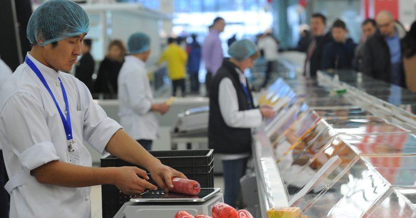 В РК производство продуктов питания достигло $1.9 млрд