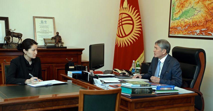 Президент и генеральный прокурор обсудили защиту прав бизнеса в Кыргызстане