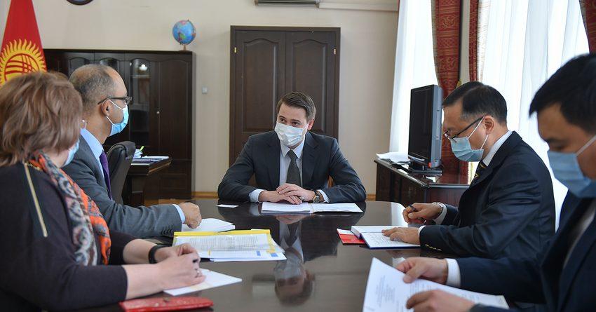Всемирный банк продолжит помогать Кыргызстану