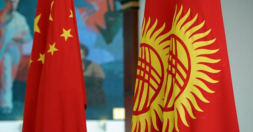 В Кыргызстан из Китая прибыл гуманитарный груз на $255 тысяч