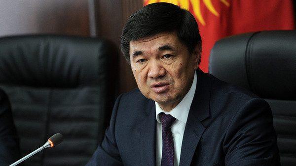 Премьер-министр КР озвучил показатели членства республики в ЕАЭС