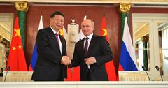 РФ и КНР выделят $1 млрд на научно-технический инновационный фонд