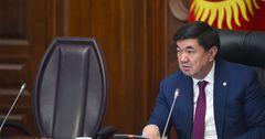Абылгазиев поручил доработать план антикризисных мер в связи с коронавирусом