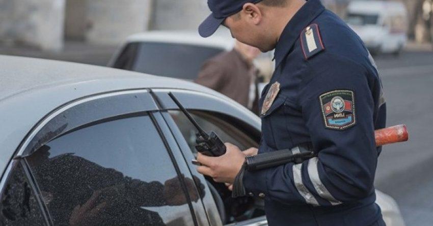 В Кыргызстане водителям начислено $6 млн штрафов за нарушение ПДД