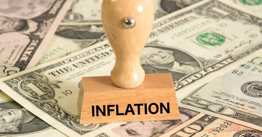 В 2021 году инфляция ожидается на уровне 4.9%