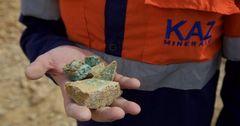 KAZ Minerals увеличила производство меди в 1.7 раза
