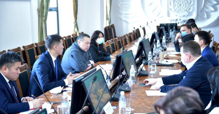 Члены Американской торговой палаты обсудили с мэрией сотрудничество в сфере цифровизации муниципальных предприятий Бишкека
