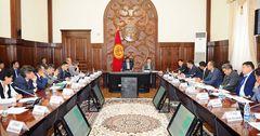 В Кыргызстане внедрят показатели эффективности работы для глав госкомпаний