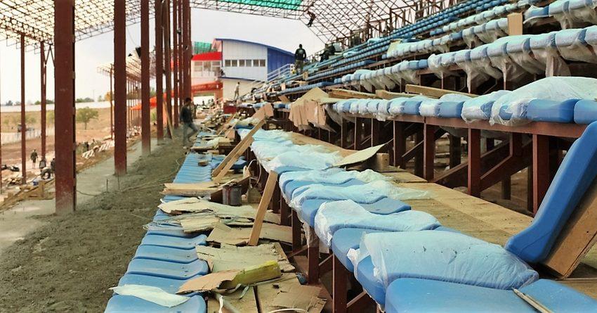 Госстрой: итоговые траты бюджета на ипподром для Игр кочевников составили 1.58 млрд сомов