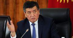 Премьер Кыргызстана запретил Минюсту принимать добровольные взносы