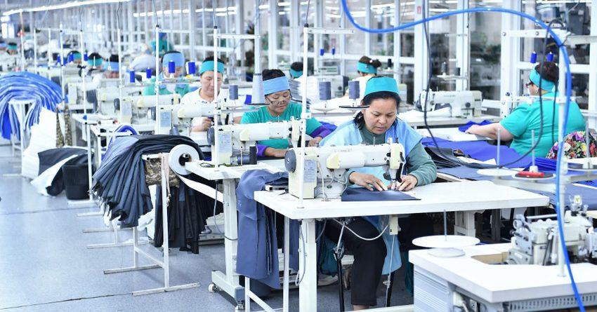 Государство намерено содействовать вреализации крупных проектов в легкой промышленности