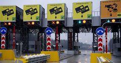 Карточная система оплаты через тоннели «Тоо-Ашуу» и «Кара-Куль» обойдется в 20 млн сомов