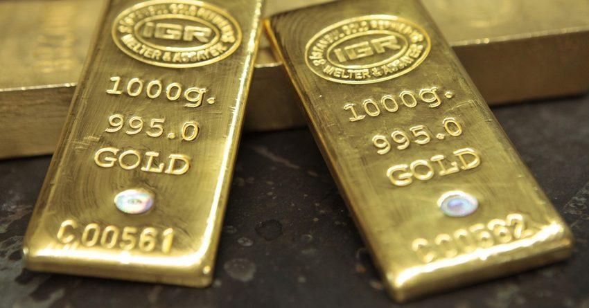 Совокупный объем портфеля золота Нацбанка Казахстана составил 224 тонны