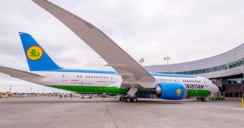 Шавкат Мирзиёев принял директора Boeing Commercial Airplanes