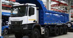 В КР хотят открыть предприятие по сборке автомобилей «КАМАЗ»