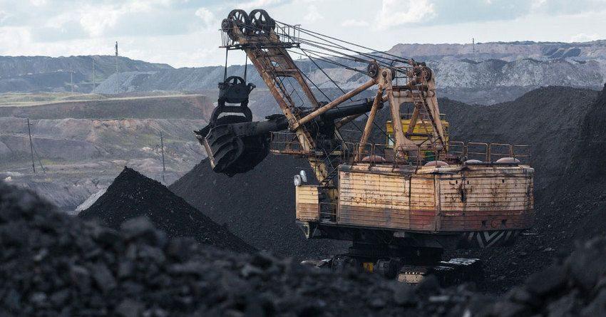 В КР добыто почти 1.7 млн тонн угля в 2020 году