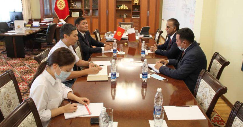 Кыргызстан получил официальное приглашение на «ЭКСПО-2023»