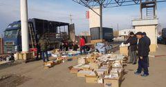 На таможне задержана контрабанда на 1.9 млн сомов