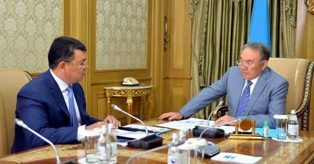 В Казахстане за первое полугодие добыто 38.8 млн тонн нефти