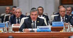 Шавкат Мирзиеев обозначил важность строительства совместной железной дороги