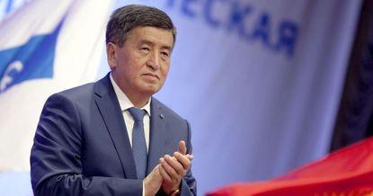Инаугурация Жээнбекова обойдется налогоплательщикам в 8.4 млн сомов