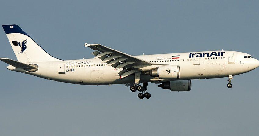 Иранская авиакомпания «Кешим Эйр» хочет наладить сообщение с КР