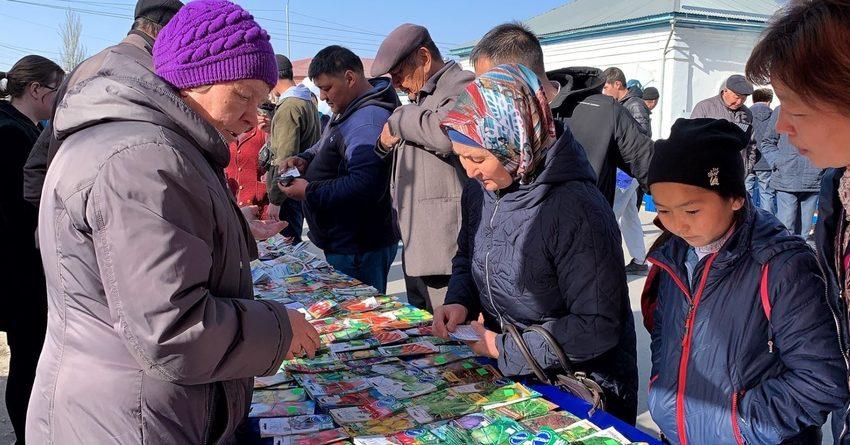 Весенняя ярмарка в Караколе собрала более тысячи гостей со всей Иссык-Кульской области