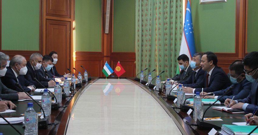 Узбекистан заинтересован в увеличении объема инвестиций в Кыргызстан