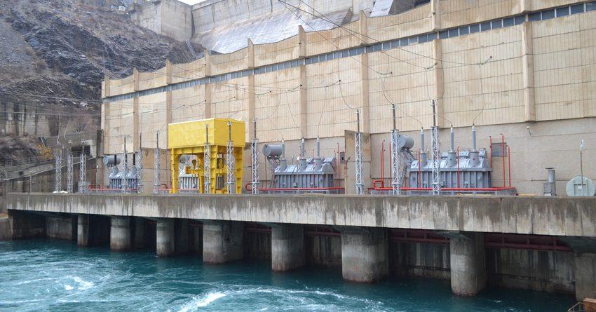 На гидроагрегатах Таш-Кумырской ГЭС проведен капремонт — НЭХК