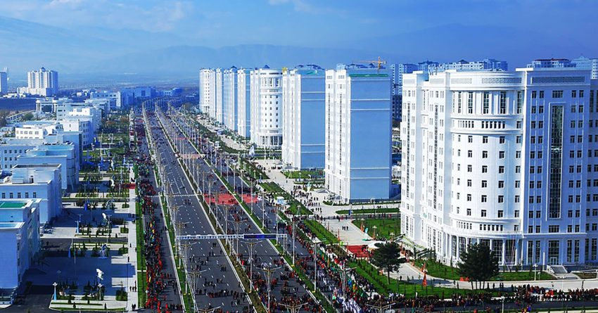 Экономика Туркменистана выросла в I квартале на 6.2%