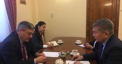 РФ и КР обсудили торгово-экономическое сотрудничество