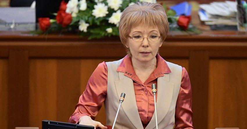 Депутат подняла вопросы финансирования онкобольных