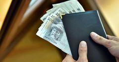 В Кыргызстане оборот денег за месяц вырос на 8.3 млрд сомов