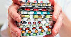 В КР сумма запаса лекарств составила 317.7 млн сомов