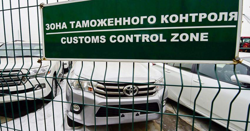 В КР планируют внедрить систему контроля на таможне