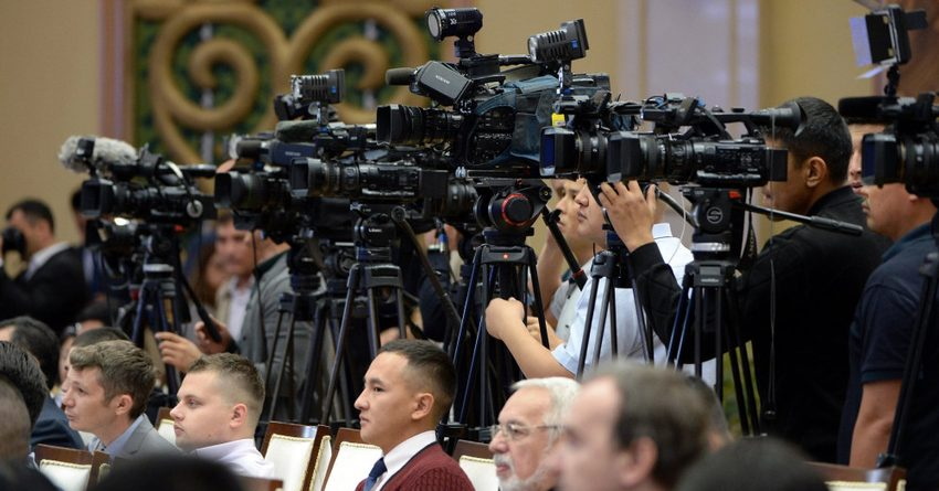 Освещать ШОС в Бишкеке будет более 300 иностранных журналистов