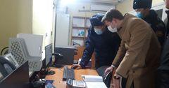 Артем Новиков выявил недостатки в работе еще двух КПП