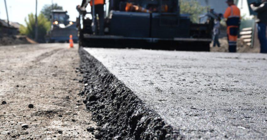В 2019 году в КР проложен асфальт на 335 км дорог