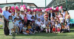 FINCA Банк поздравил детей с праздником