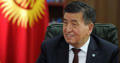 Жээнбеков:Банковский сектор вносит значительный вклад в социально-экономическое развитиестраны