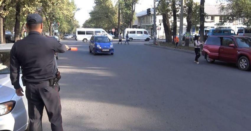 В сентябре по транспортному налогу в бюджет поступило 167 млн сомов