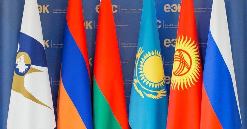 В ЕАЭС объемы промышленности сократились только у Кыргызстана