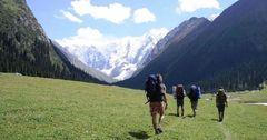 Полностью довольны отдыхом в Кыргызстане только 17% туристов